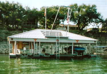Covered Boat Dock Plans